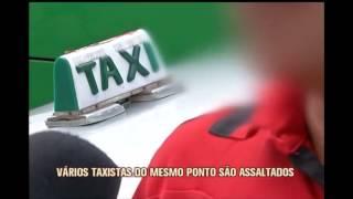 Seis taxistas do mesmo ponto s�o assaltados em Alfenas