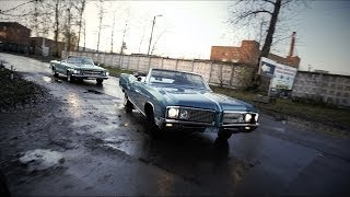 #MUSCLEGARAGE To be continued.. (Buick Electra vs. Chrysler 300)