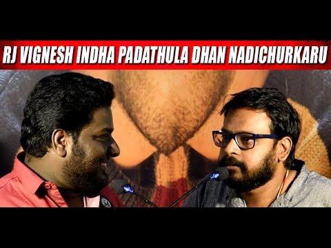 Director Raju Murugan Speech - Mehandi Circus Press Meet - CinebillaTV