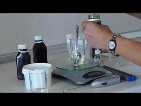 Видео рецепт крема для лица ручной работы