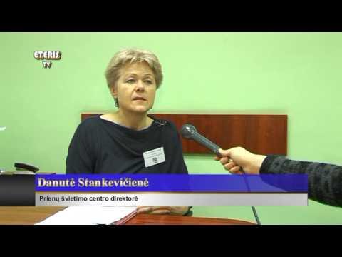 """ETERIS TV 2013.11.20 Prienų Švietimo centre vyko interaktyvioji popietė """"Mokytis niekada ne vėlu"""""""
