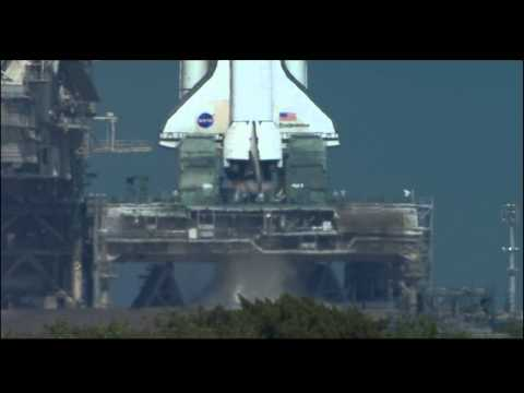 Nasa Space Shuttle Endeavour Launch