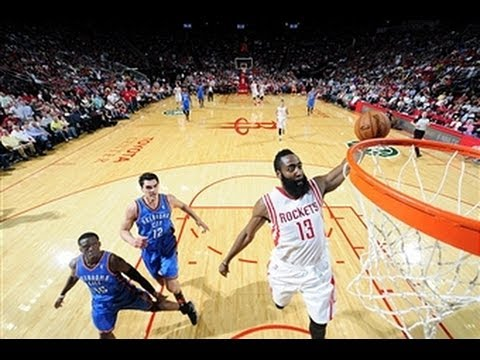 James Harden Explodes in Win Over Former Team