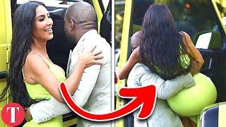 10 Embarrassing Things Kim Kardashian Makes Kanye Do For Her