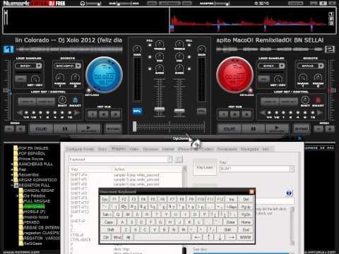 CONFIGURAR EL MAPPER DE VIRTUAL DJ