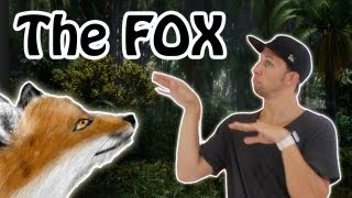 """WHAT DOES THE FOX SAY Ylvis How To Do """"THE FOX"""" Dance"""