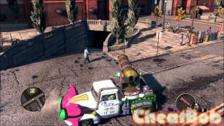Saints Row The Third : Let's Have Fun With Genki Pack