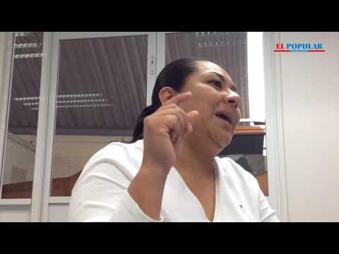 Las mujeres no somos bandera política: Nadia Navarro