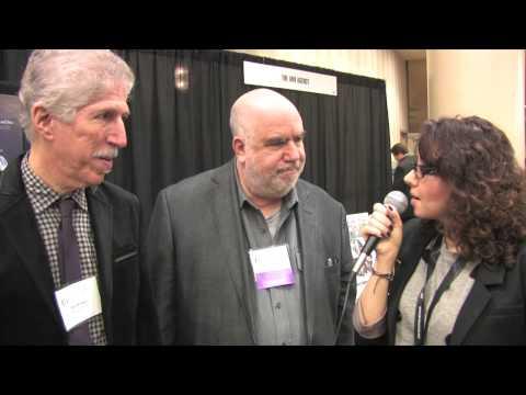 Bob Mintzer and Randy Brecker at JEN 2014