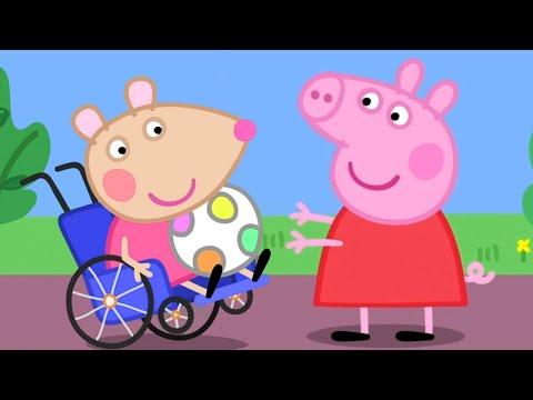 Peppa Pig Full Episodes   Season 7 Compilation 40   Kids TV