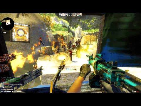 [ EZ! ] CS:GO Zumbie Escape ze_predator_ultimate_p7 GamePlay on GFLserver