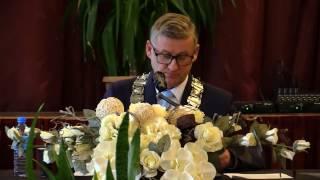 Kolejne, zwyczajne posiedzenie Sesji Rady Miejskiej Władysławowa z dnia 25 stycznia 2017 roku.Porząd