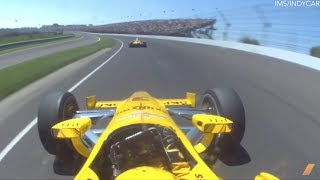 Indy 500 Champ Ryan Hunter Reay Talks Racing Strategy -- AFTER/DRIVE. Drive Youtube Channel.