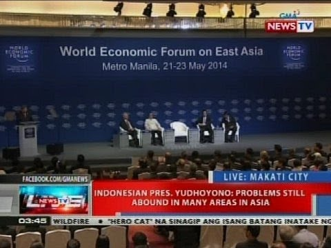 NTVL: Opening plenary ng 23rd World Economic Forum on East Asia