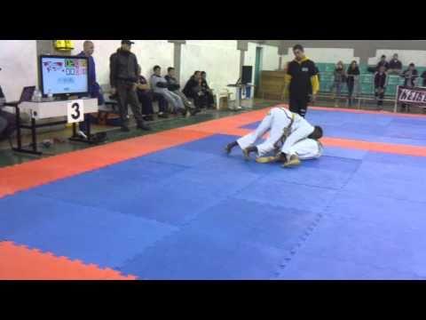 XI Campeonato Internacional de Jiu-Jitsu SET/2010 - Fluido