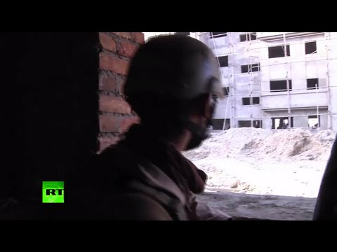 RAW: Kabul gunfight - police & gunmen in airport zone battle