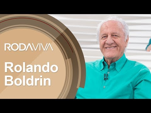 Entrevista com Rolando Boldrin