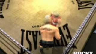 Woman Boxer Throttles British Male