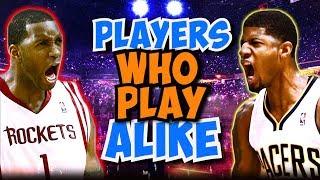 NBA Players who Play Very SIMILAR!!