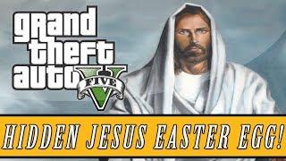 "Grand Theft Auto 5 Hidden ""Jesus Christ Crucifixion"