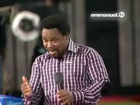 TB Joshua -The Power Within -Wise Man Racine Cut3