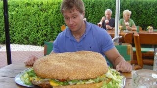 Furious World Tour | Germany Tour - Big Burgers, Schnitzels and More! | Furious Pete