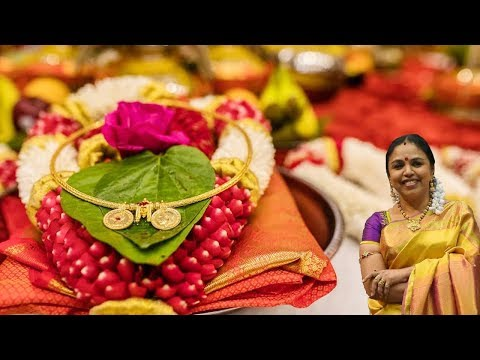 Gowri Kalyanam Vaibhogame - Marriage Songs - Sudha Raghunathan