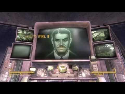 Fallout: New Vegas HARDCORE PT pt48 - Mr. House's VIP Treatment/RETURN To Ultra Luxe