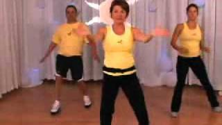 Part 1 Basic Low Impact Aerobics Complete 20 Minute Workout