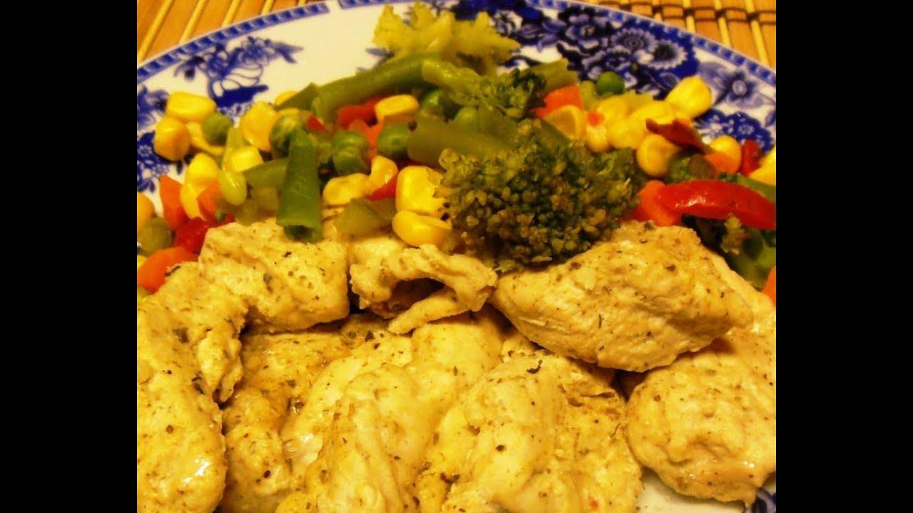 рецепт приготовления куриной грудки в сковороде
