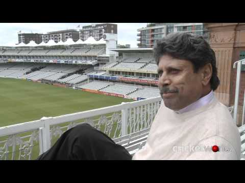 Kapil Dev on how he began playing cricket