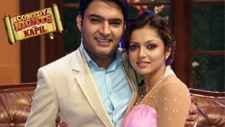 Drashti Dhami's ROMANCE With Kapil Sharma On Comedy Nights