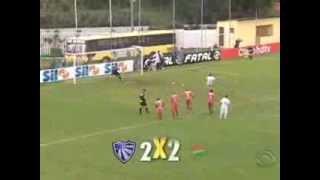 Cruzeiro 2 x 2 Passo Fundo - Gauchão 2014