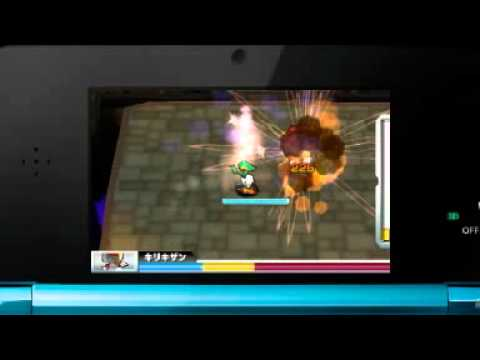 Pokemon Rumble Blast gameplay