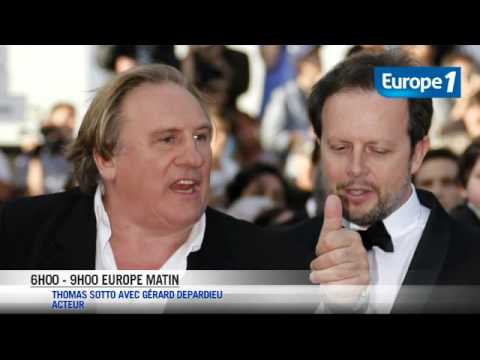 "Depardieu : ""Tu veux que je descende à Europe 1 ?"""
