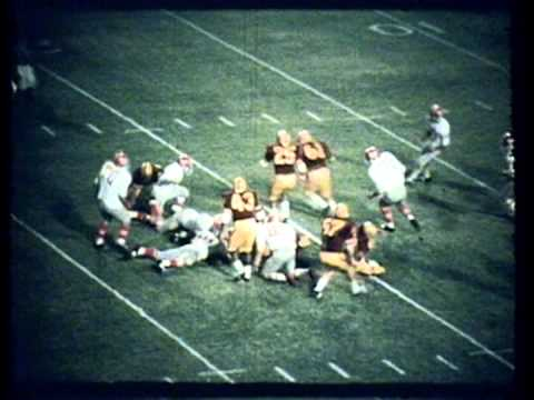 Arizona State vs. Washington State University, 1970