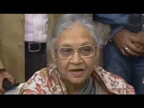 'Bewakoof hai na hum', says upset Sheila Dikshit after losing Delhi