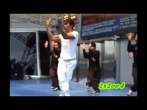 Tony Jaa - Live in Korea