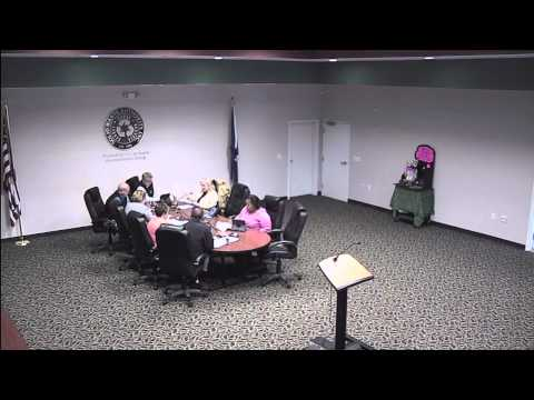 Finance & Admin Committee Nov 20, 2013