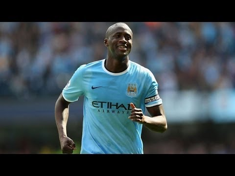 Yaya Toure Best Skills Ever HD