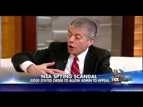 Judge Napolitano On NSA Ruling: 'NSA Couldn't Even Prove Its Phone Surveillance Stopped An Attack'
