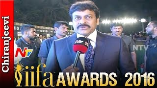 Chiranjeevi About South Indian Film Standards @ IIFA