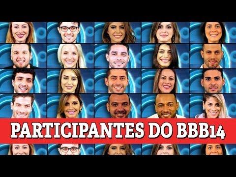 Saiba quem são os participantes do BBB14 - Viva Cultura Canal 1