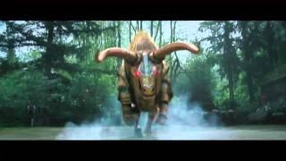 Percy Jackson E O Mar De Monstros Trailer Internacional