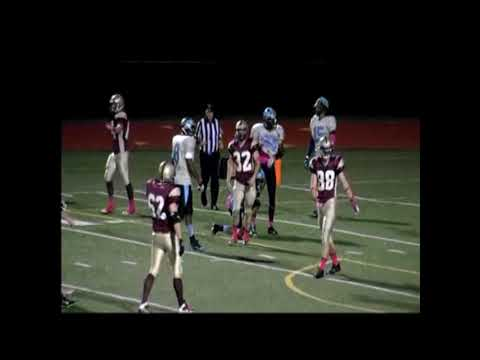 Plattsburgh - Syracuse EFL Final 1st Half 10-12-13