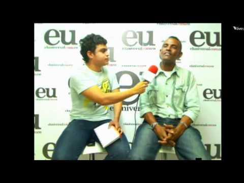 Entrevista El Uso Carruso Twitcam El universal Cartagena - 10 enero 2012