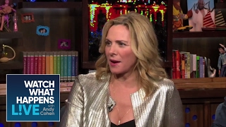 What Kim Cattrall Wouldn't Do on 'Sex and the City' | WWHL