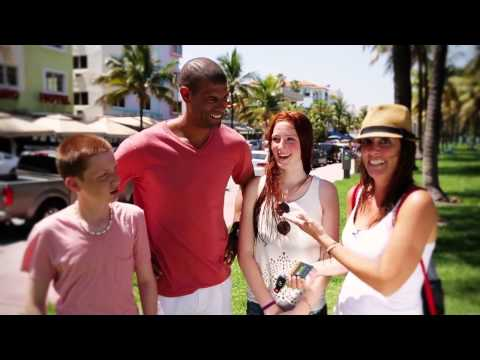 Shane Battier Test Honesty of Miami Residents with Keyfetch