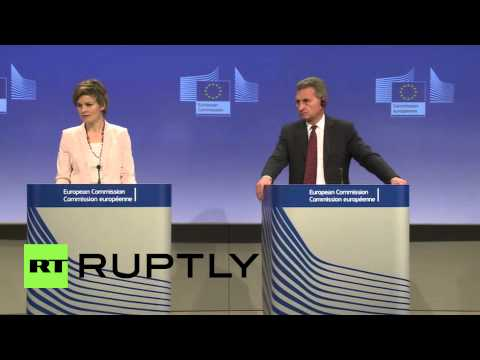 Belgium: Ukraine and Russia reach gas deal - Oettinger