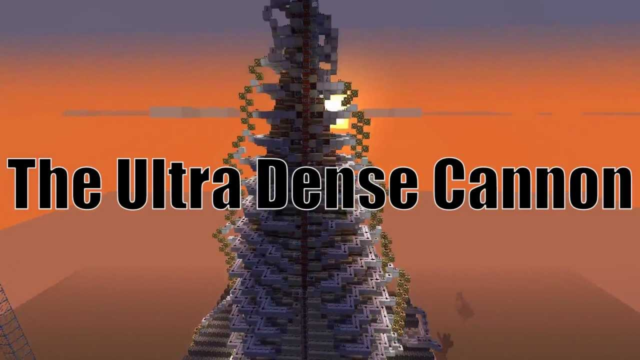 Скриншот для файла: Ultra Dense Cannon